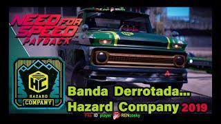 #Ps4Share NFS payBack Banda Derrotada, Hazard Company 🇪🇸 (-_-) 2019