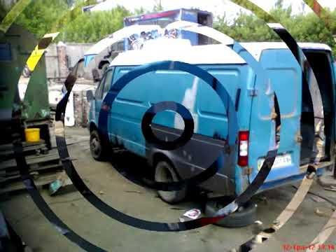 Кузовной ремонт газели своими рукам