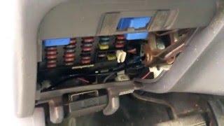 automotive solutions vi com 1996 nissan pathfinder fuse box location