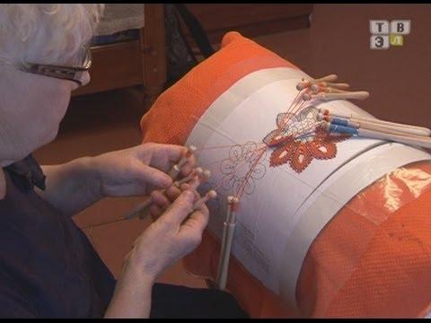 ТВЭл - Культурный Upgrade - Плетение на коклюшках