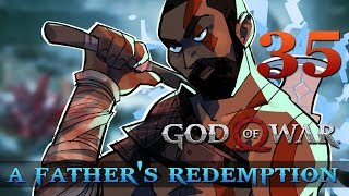 [35] A Father's Redemption (Let's Play God of War [2018] w/ GaLm)