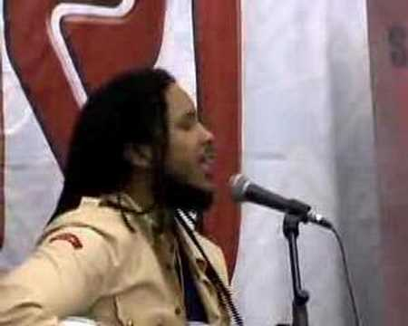 Stephen Marley - Inna di red