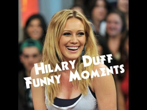 Hilary Duff Funny Moments