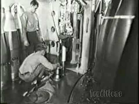 16 Inch Gun Training Film