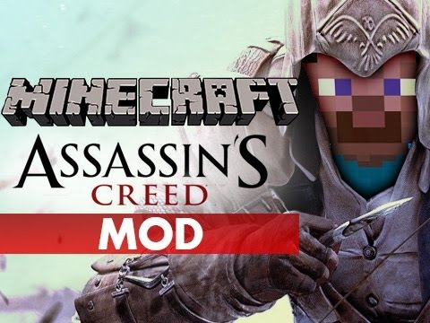 Minecraft: Assassins Creed Mod