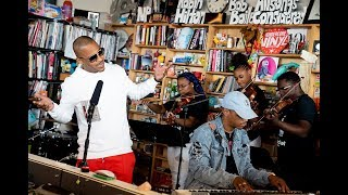 T.I.: NPR Music Tiny Desk Concert