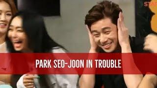 Park Seo-joon having a hard time with Sistar! [Eng]