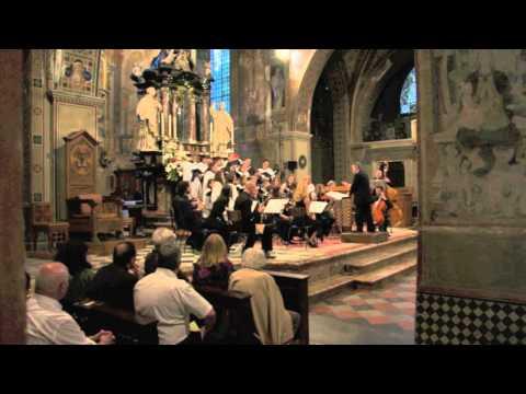 Grande Messa in Si minore, Gratias agimus tibi - Scuola Corale della Cattedrale di Lugano