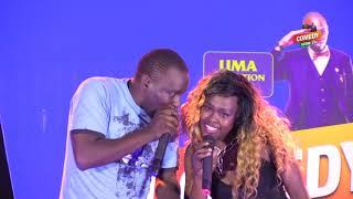 Alex Muhangi Comedy Store April 2019 - Amooti
