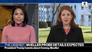 The Debrief: Mueller investigation, Texas ice storm, Paris protests,