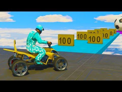100.000 LIKES?! - CARRERA GTA V ONLINE - GTA 5 ONLINE