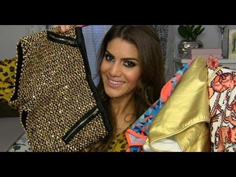 Comprinhas em Londres (TopShop. Bershka. Zara. H&M ....) por Camila Coelho