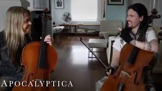 Apocalyptica - 'Cello Lesson' - Video Webisode 8/11 of '7th Symphony'