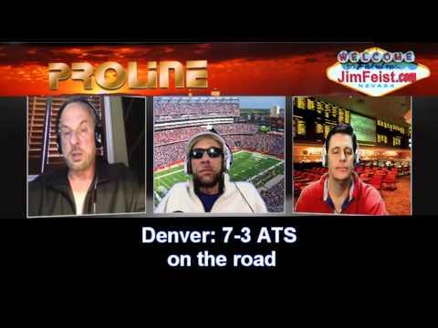 Proline Part II, NFL Week 12, Denver Broncos vs. Patriots, Manning/Brady, November 24, 2013