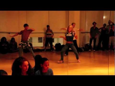 Chris Brown - Gimme That Choreography by: Janelle Ginestra & Dejan Tubic