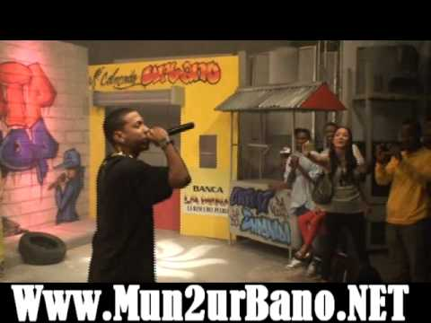 Capeah El Dough All-Star En Vivo 100% Urbano Video