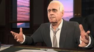 GTA5 Сюжетка #17.Бег от себя-Майкл. Блиц-игра. Мистер Ричардс. Война с законом...