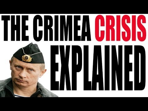 Russian Invasion: The Situation with Crimea and Russia Explained