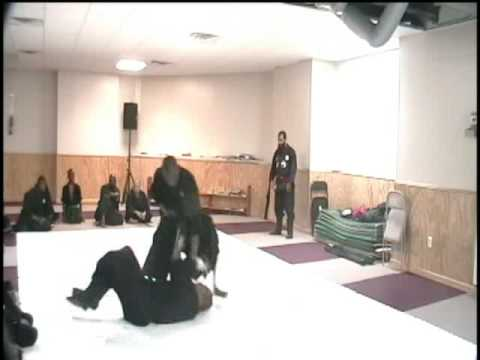 This is Ninjutsu, with resisting opponents, NO LARPING Image 1