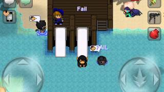 Graal era- DIVING BOARD GLITCH!!