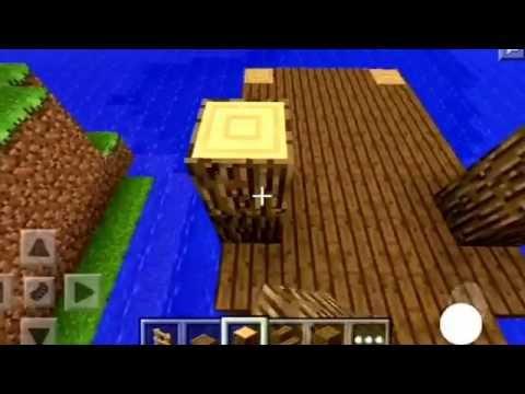 Como hacer una casa de bruja en minecraft pe