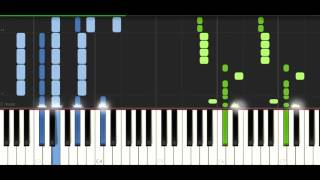 Alan Walker - Spectre - PIANO TUTORIAL
