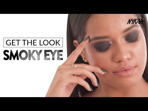 Get The Look: Smoky Eye Look With Debasree Banerjee