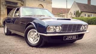 Desmond J Smail Sales 1969 Aston Martin Lagonda 4 door
