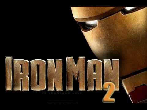 AC/DC - Back In Black - Iron Man 2 Sound Track Video
