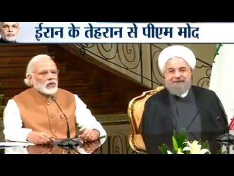 PM Modi's Iran Visit: India, Iran Sign 12 Agreements Including Chabahar Port