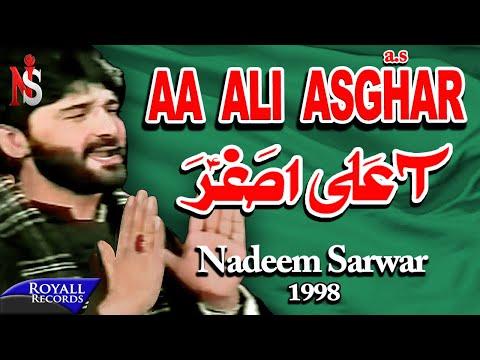 Nadeem Sarwar - Aa Ali Asgher 1998