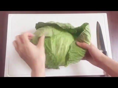 【ダイエット 食事動画】ダイエット食事!おすすめ食材キャベツ③1日分の摂り方  – 長さ: 2:30。