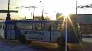 Автобусы ЛиАЗ-677М