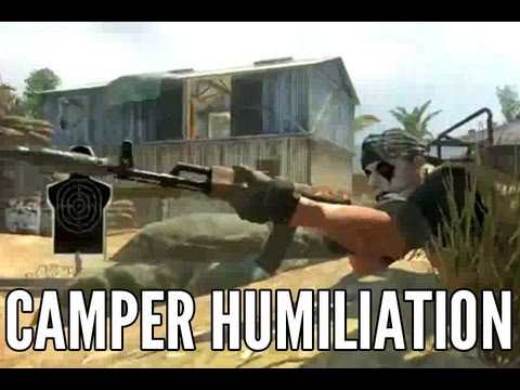 Epic Camper Humiliation 2!