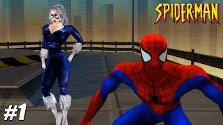 Spider-Man - Dreamcast Playthrough 1080p (REDREAM) PART 1