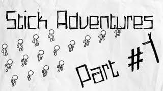 Download Stick Adventures Development #1 - My Java Game 3Gp Mp4