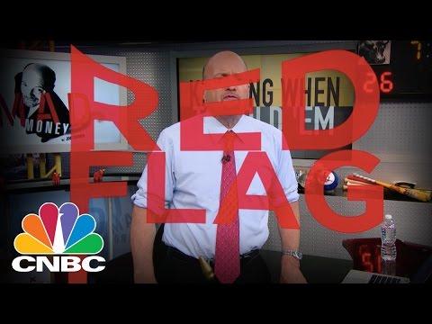 Red Flag: Overseas Affecting US Market | Cramer Remix | CNBC