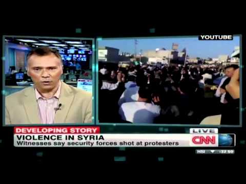 15 killed in clashes between protesters, security forces in Syria