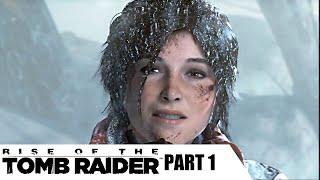 ปีนป่ายคล้ายจะเสื้อขาด Rise of the Tomb Raider - Part 1