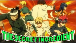 The Secret Ingredient that Makes Shokugeki no Soma Awesomeness (Season 3 Episode 4)