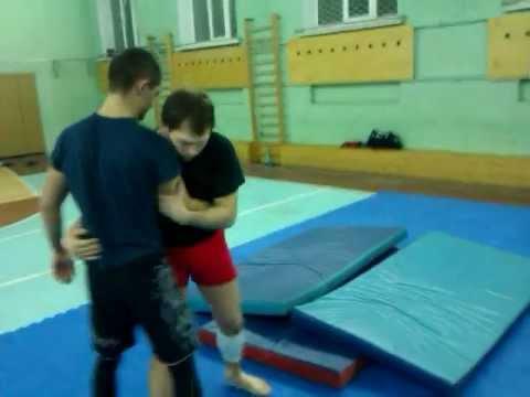 Видео как научиться борьбе