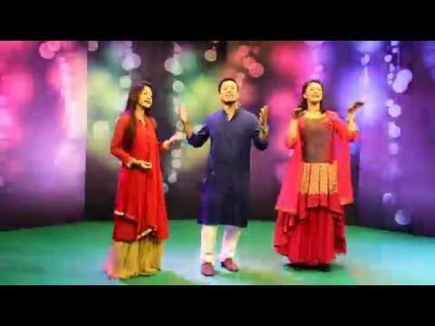 Eid Mubarak   Gaanwla Mehedi Hasan Ft Oyshee & Pranti   Bangla Eid Song 2016