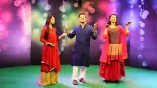 Eid Mubarak | Mehedi Hasan ft Oyshee & Pranti | Bangla Eid Song 2016
