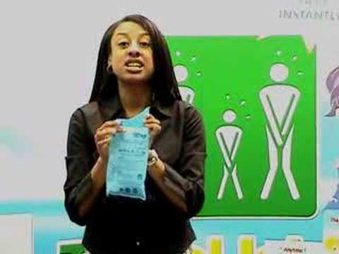 TravelJohn Junior Disposable Urinal Instructional Video