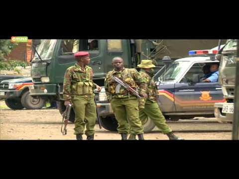 Police reveal 3 gangs operate at the University of Nairobi