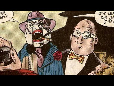 Supervillain Origins: The Ventriloquist And Scarface video
