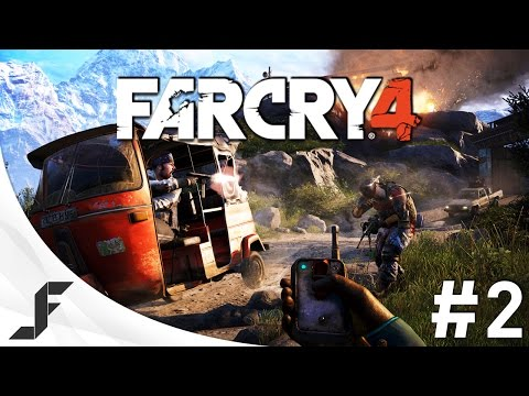 Far Cry 4 Walkthrough Part 2 – The Madness continues!