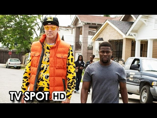 Get Hard TV Spot #1 (2015) - Will Ferrell, Kevin Hart HD