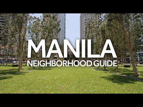 DestinAsian - Manila Neighborhood Guide