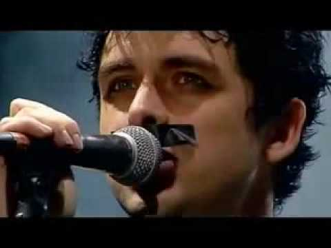 Green Day - We Are The Champions Live Reading